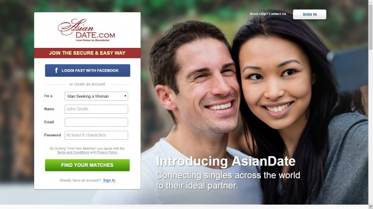 dating site across the world