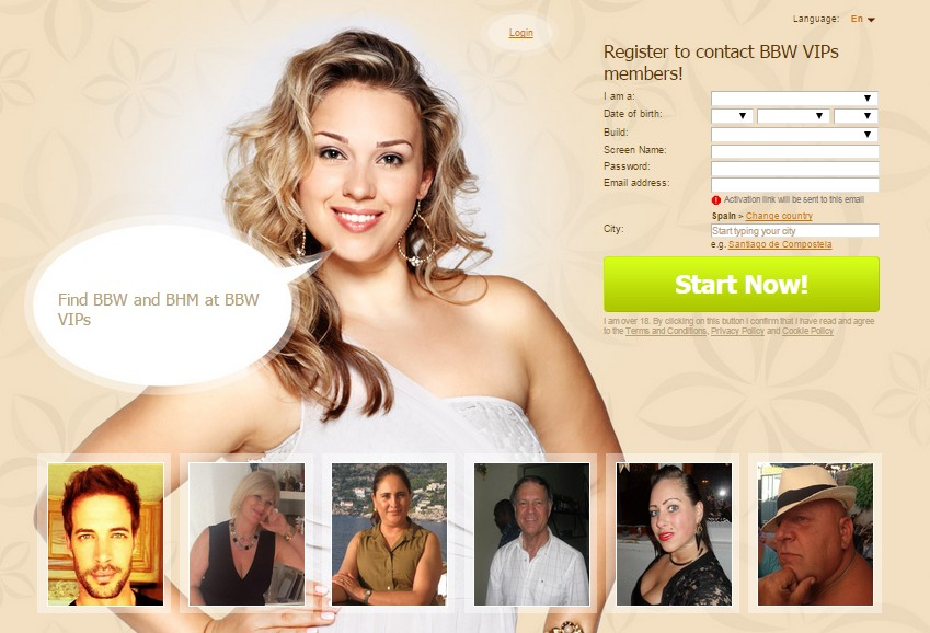 stigler bbw dating site It was that video that inspired wooplus, an app exclusively for the plus size  dating community there are several websites dedicated to plus.