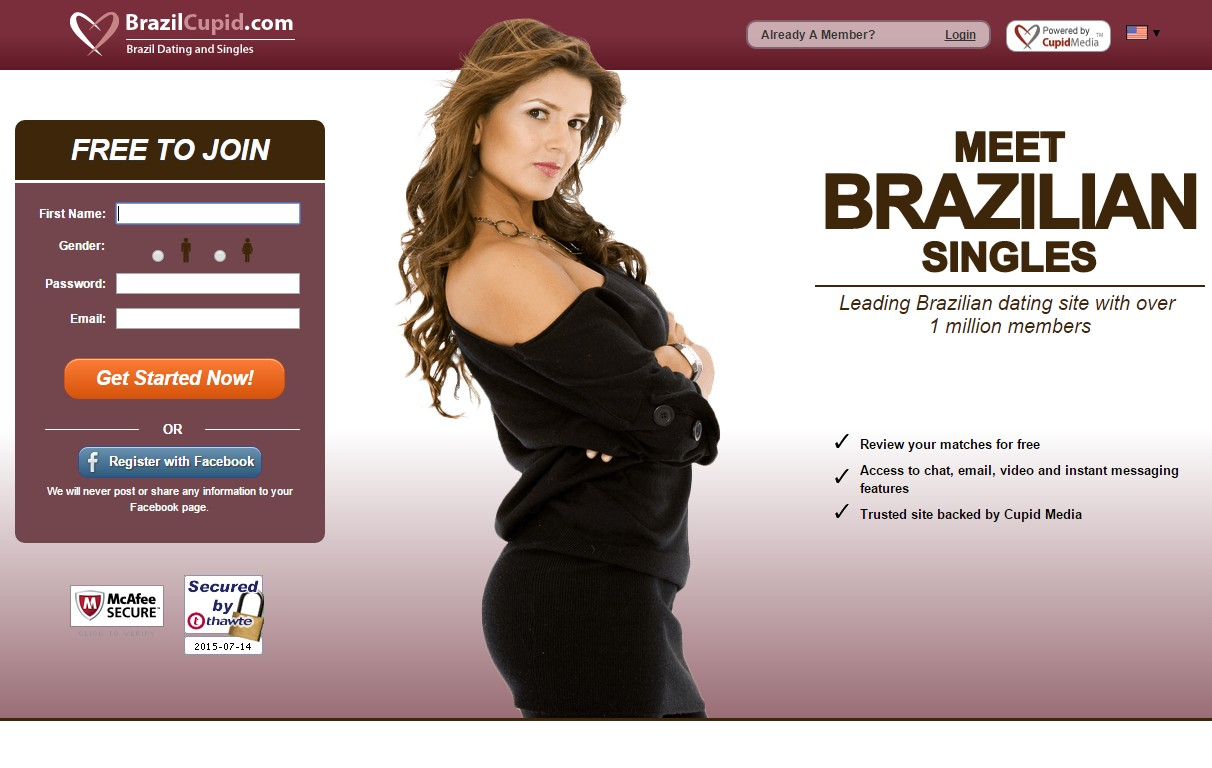 mcville latin dating site Reviews of the top 10 latin dating websites of 2018 welcome to our reviews of the best latin dating websites of 2018 (also known as hispanic dating sites)check out our top 10 list below and follow our links to read our full in-depth review of each latin dating website, alongside which you'll find costs and features lists, user reviews and.