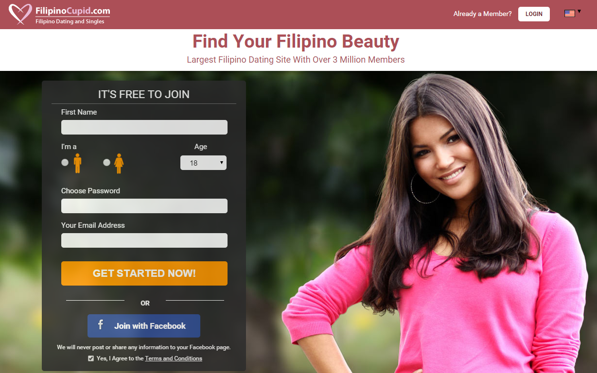 Filipina dating site canada