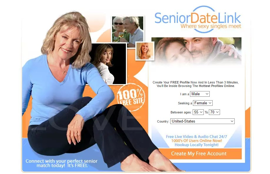 Senior dating sites usa