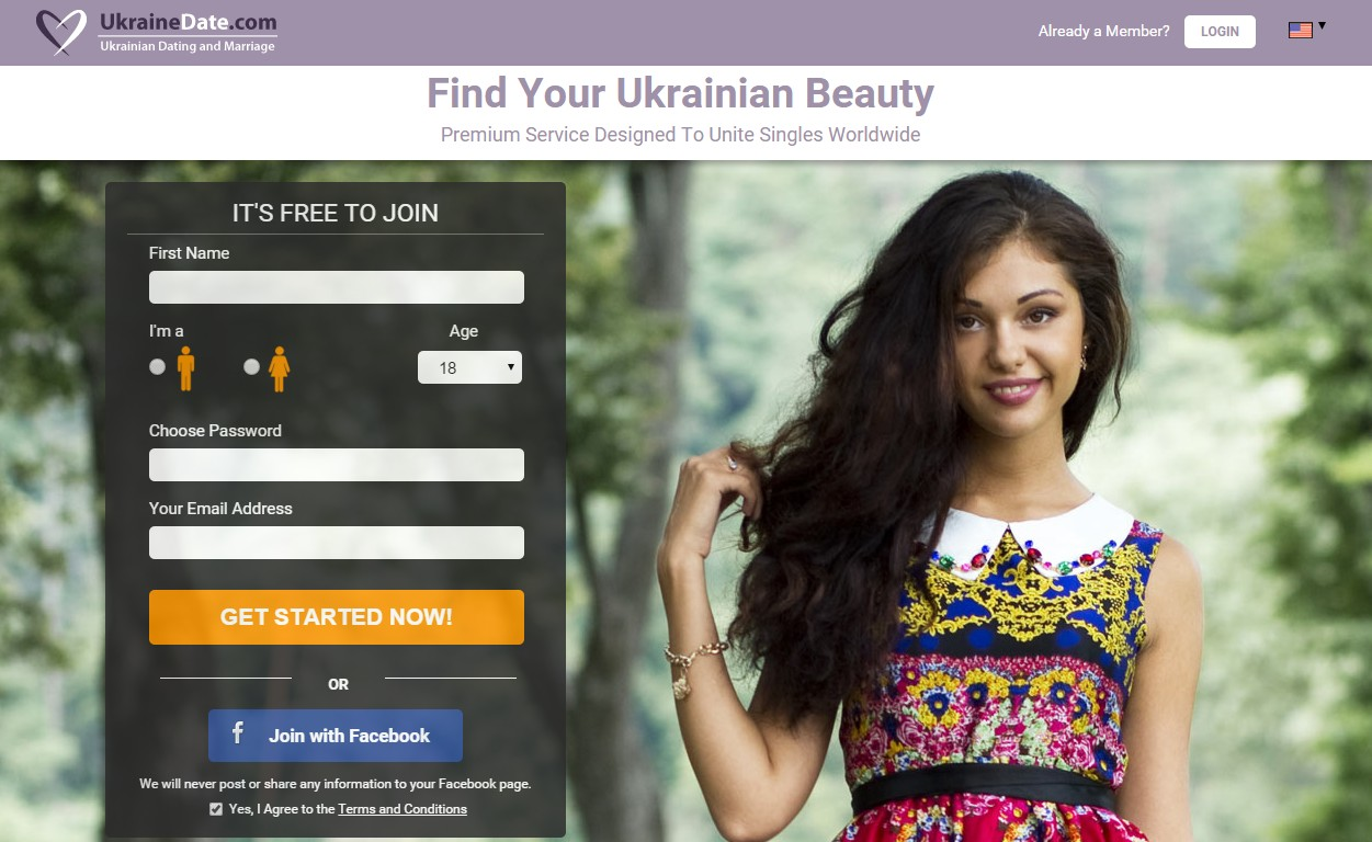 Ukrainian dating site