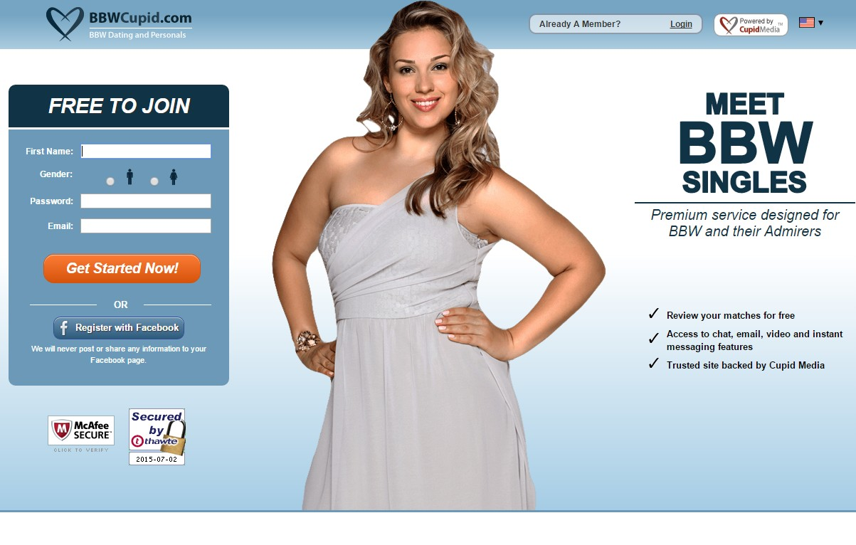 wyoming bbw dating site Bbwromancecom is purely a dating site for big beautiful women and men looking to seriously date them our site features only real single bbw women, who are interested in finding love online if you are either a bbw, or a man looking to date a bbw, then you are in the right place.