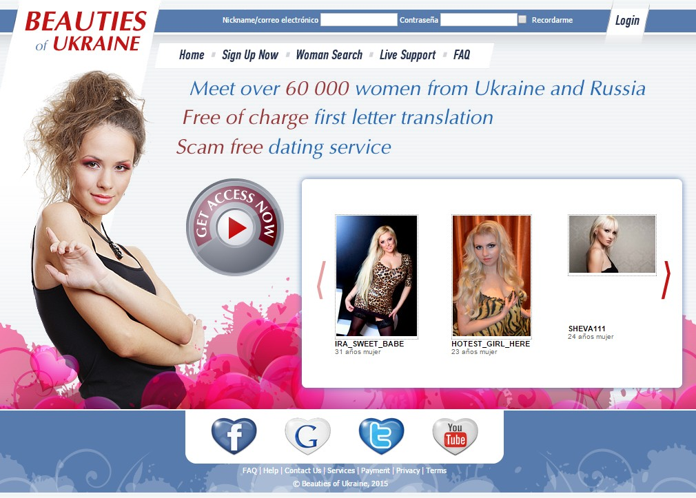Foreign free dating services