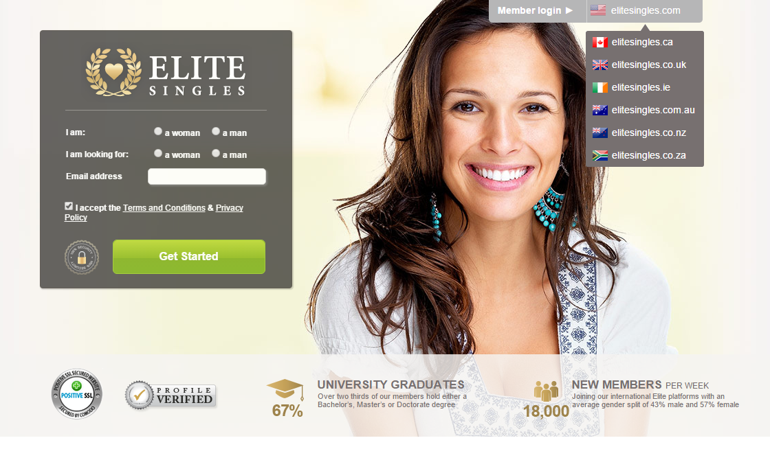 Elite dating sites