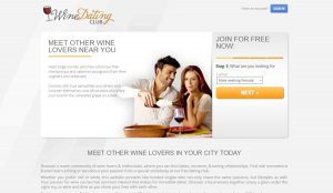 wine lovers dating site