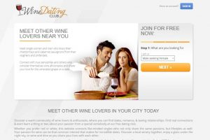wine dating club